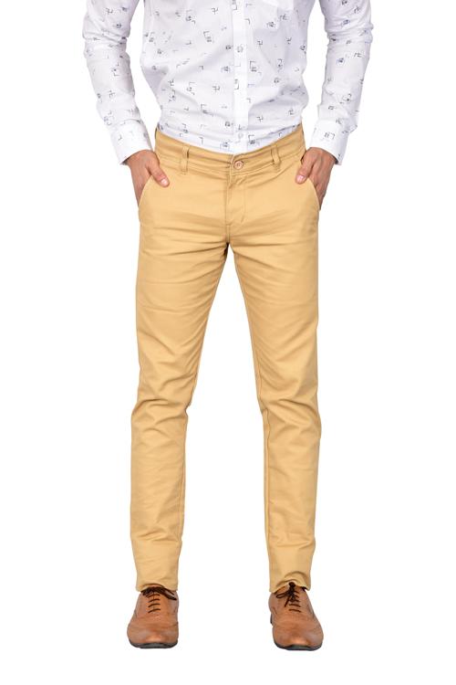 Pradi Cotton Formal Trouser