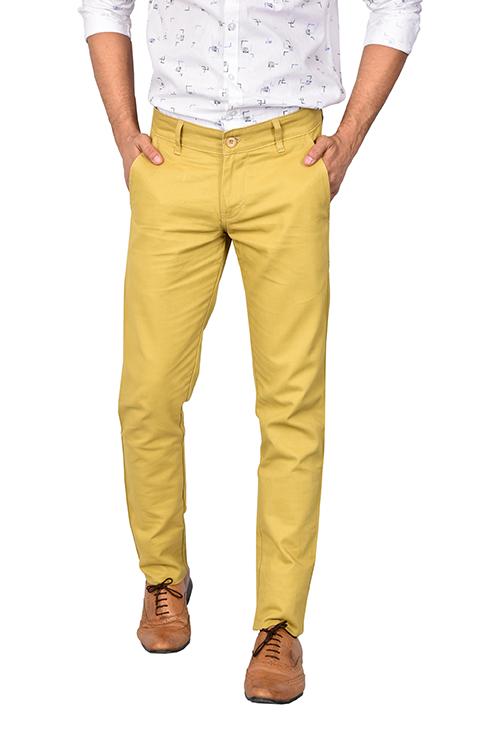 Pradi Formal Cotton Trouser